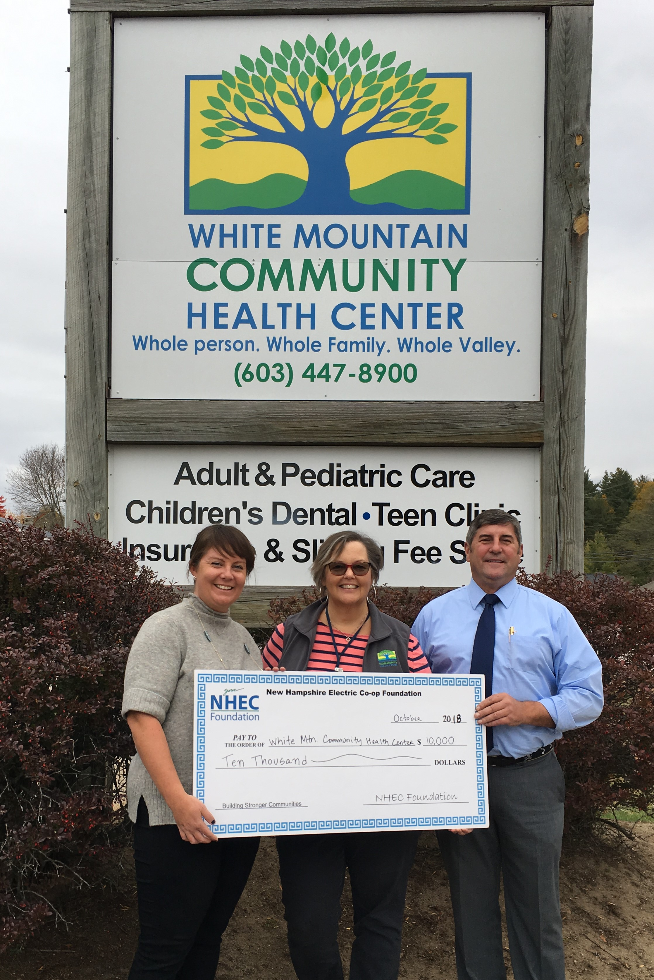 The Latest White Mountain Community Health Affordable Health